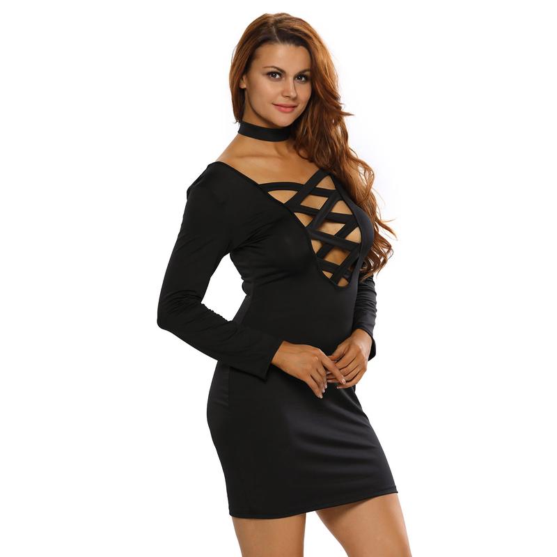 Kleid mit Schnürung, 9,99